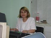 Glavna medicinska sestra Nina Stefanova